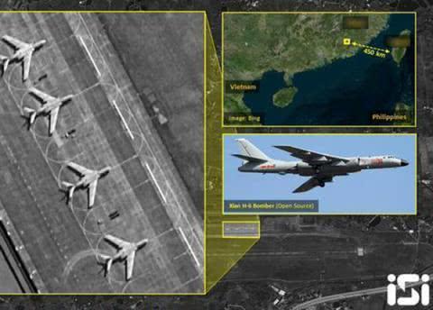 中国如何回击美军B52闯南海 可派轰6K赴关岛威慑巡航
