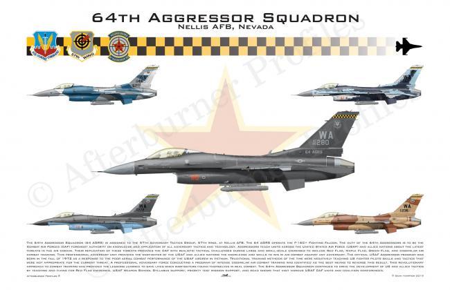 美国空军入侵者假想敌中队推出全新苏57涂装