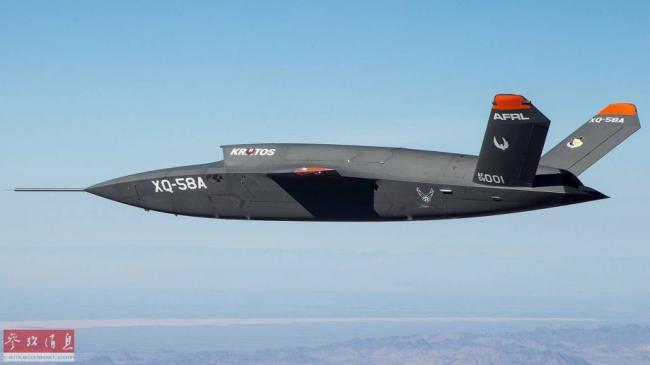 "F-35""分身""!""女武神""无人战机首飞"