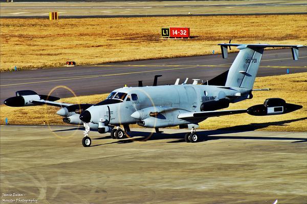 美国陆军也来凑热闹:在韩国加派RC-12侦察机