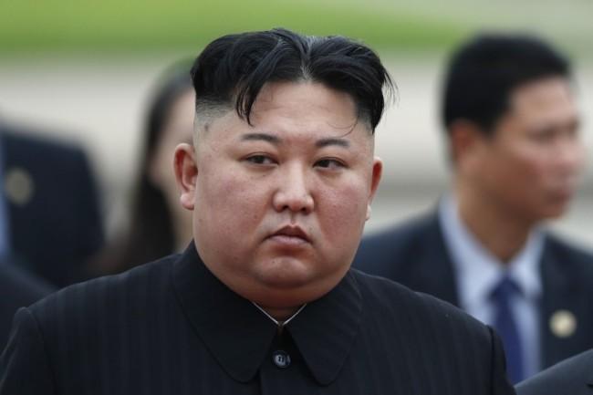 金正恩正在考虑 中断与美国的谈判