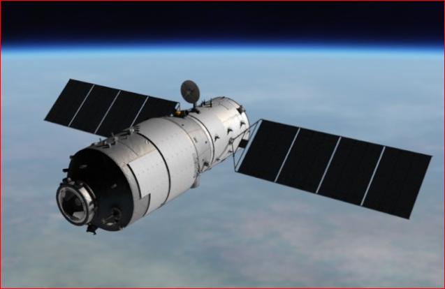 中國反衛星技術瞄準美軍軟肋