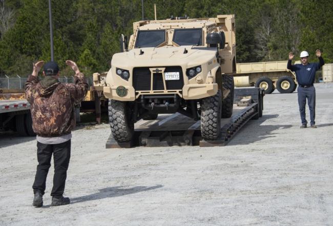 悍马军车接班人终于来了!美军将装备近5万辆