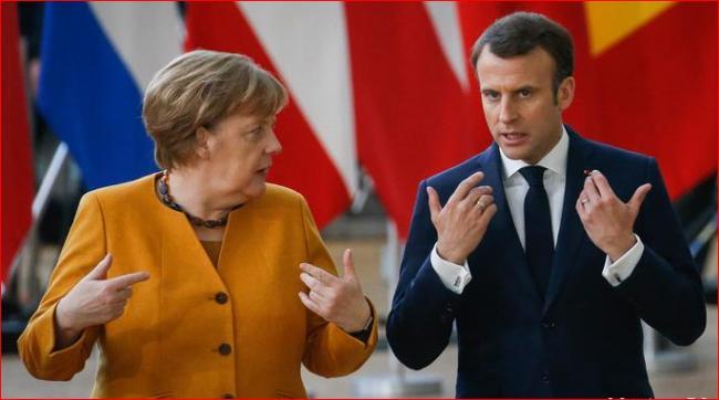 英国走了 中国来了 欧盟害怕了