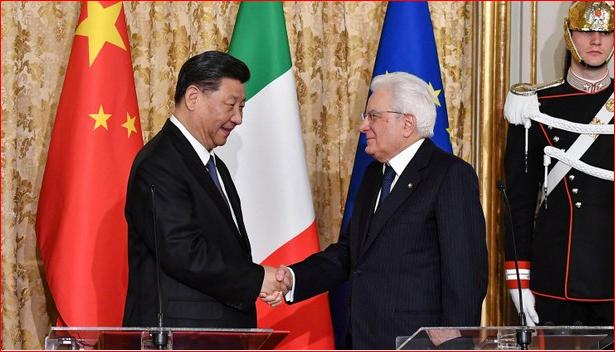 枪口瞄准中国 欧盟无意当纸老虎