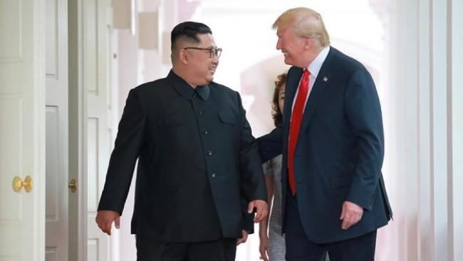 川金会内幕:川普要朝把核武器交给美国