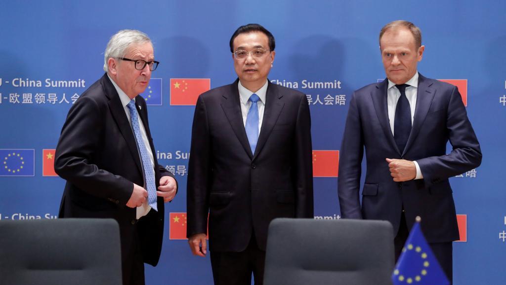 罕见!李克强代表北京向欧盟让步