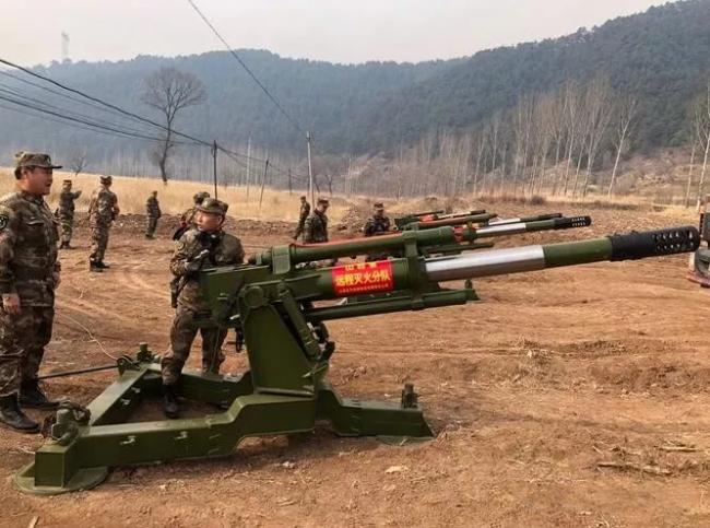 中国用老炮改装灭火神器引外国网友关注