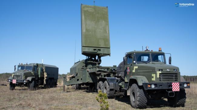 乌克兰展示其新防空雷达系统 优于现役装备