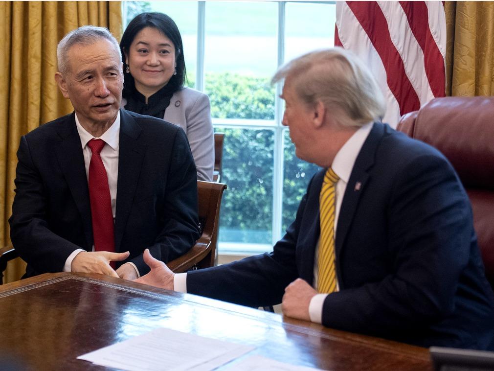 """贸易谈判:美国要的""""对等"""" 中国给不了"""
