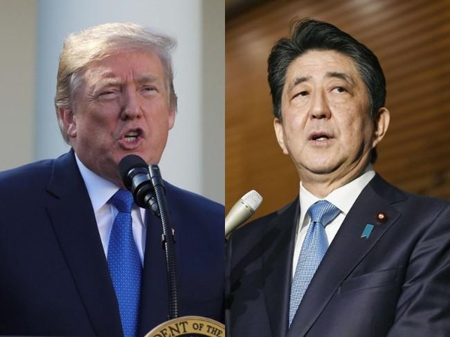 美中贸易战将歇 换日本与川普过招?