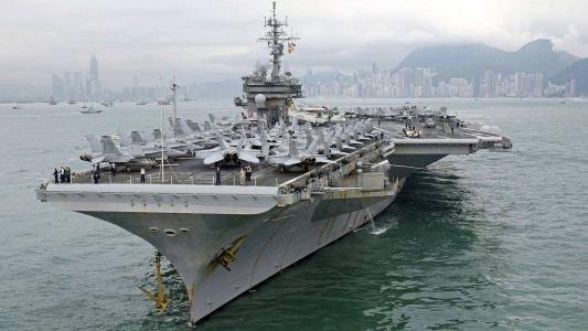 退役航母还有多值钱?不愧是世界上最强的武器装备