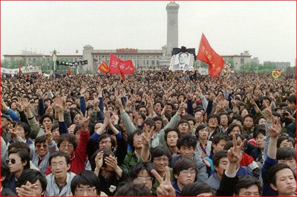 胡耀邦忌日30年 中国官民冰火两重天