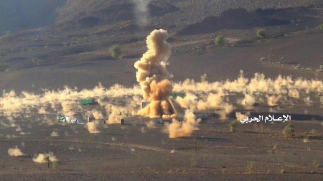 也门胡赛武装研发弹道导弹,杀伤范围350米