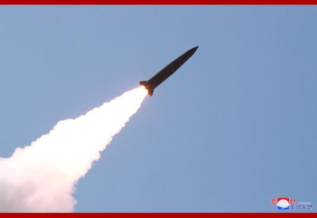 时隔5天,朝鲜再射飞行物搅动半岛局势