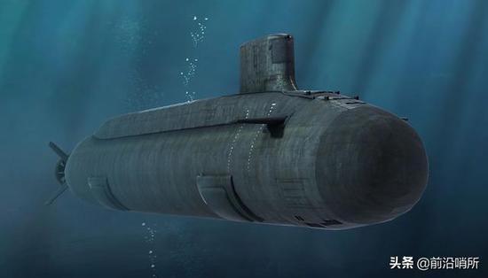 中国096核潜艇或采用全电推进 静音性能有望赶超美军