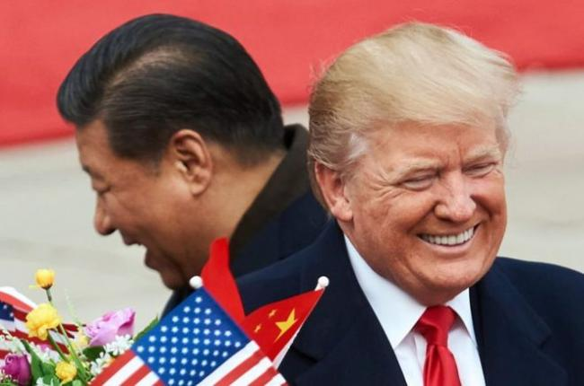 美国对华为开刀 发动与中国的新冷战