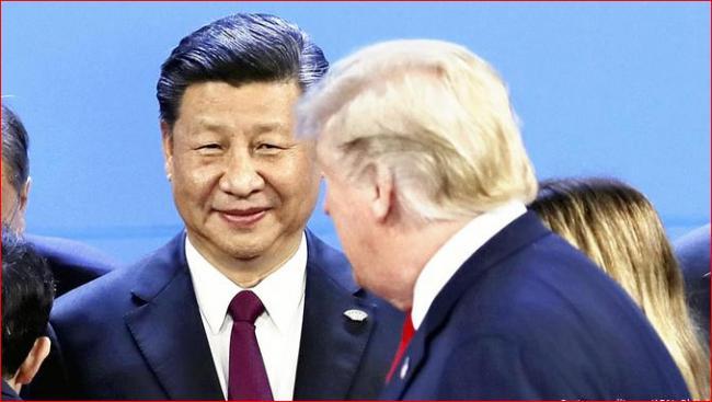 美国代价在闹 中国代价在笑