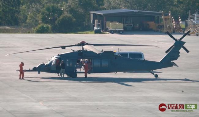 最新版黑鹰直升机首飞 燃油量翻倍