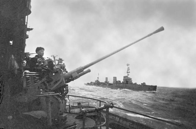 俄罗斯黑海舰队旧影