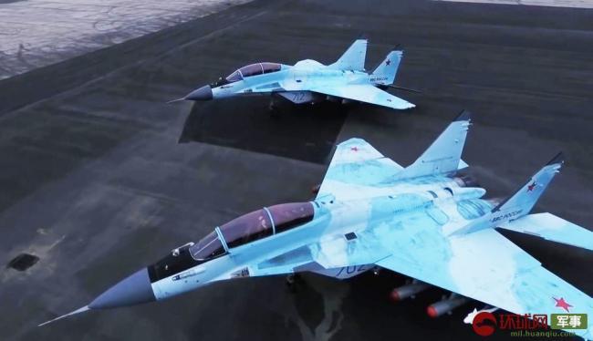 俄米格35战斗制造厂曝光 目前仅收到6架订单