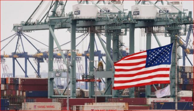 贸易战久拖不决拖累全球经济衰退
