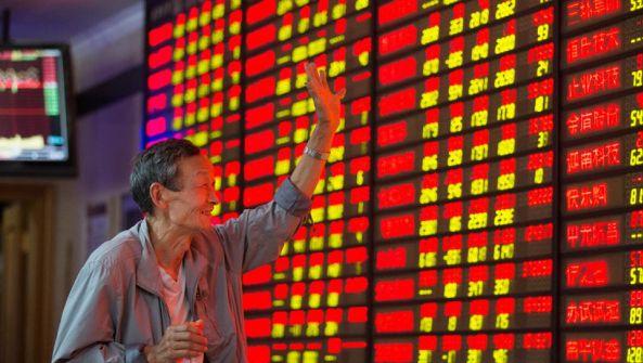 贸易战失控? 中国股市外资流出规模创纪录