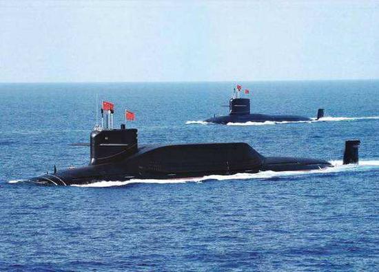 巨浪3导弹技术或并非源自东风41 094核潜艇也能部署
