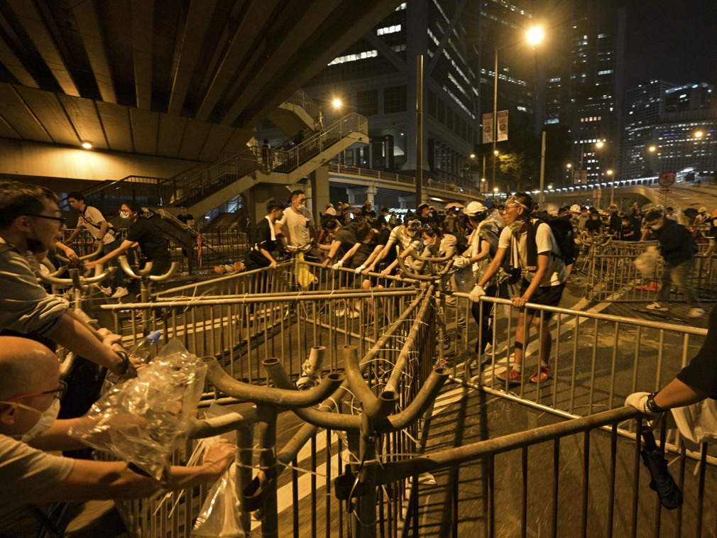 香港反中舆情VS中国中央意志 谁来收拾乱局