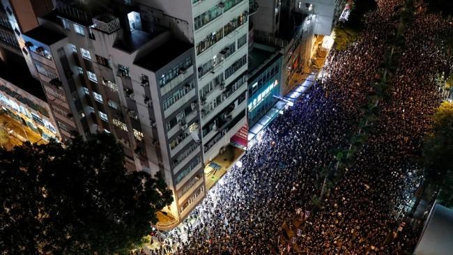柏林《日報》︰香港公民甦醒了