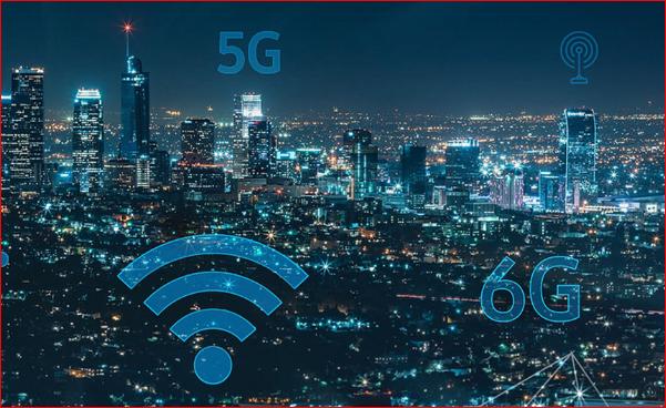 5G还没整利索 6G就已经匆匆上路了