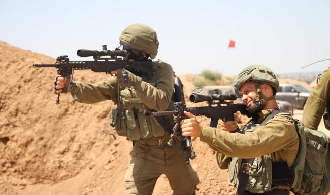 以色列陆军50年前步枪升级后继续用
