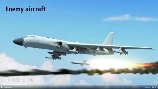不掩饰了?美军火商宣传片中假想敌全是中国军机战舰