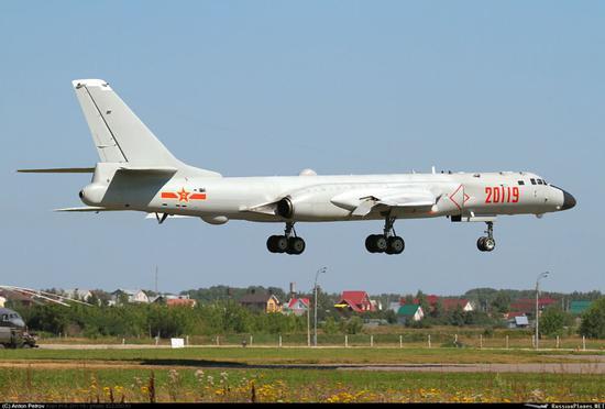 中国轰6K还能怎么改进 可放大机体换航发变身远轰